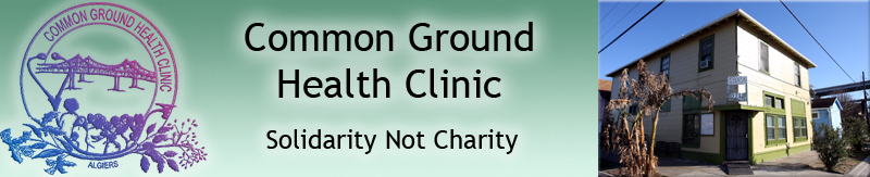 Common Ground Health Clinic
